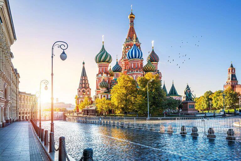 Russisch als Reisesprache