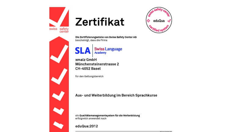 eduqua-zertifikat